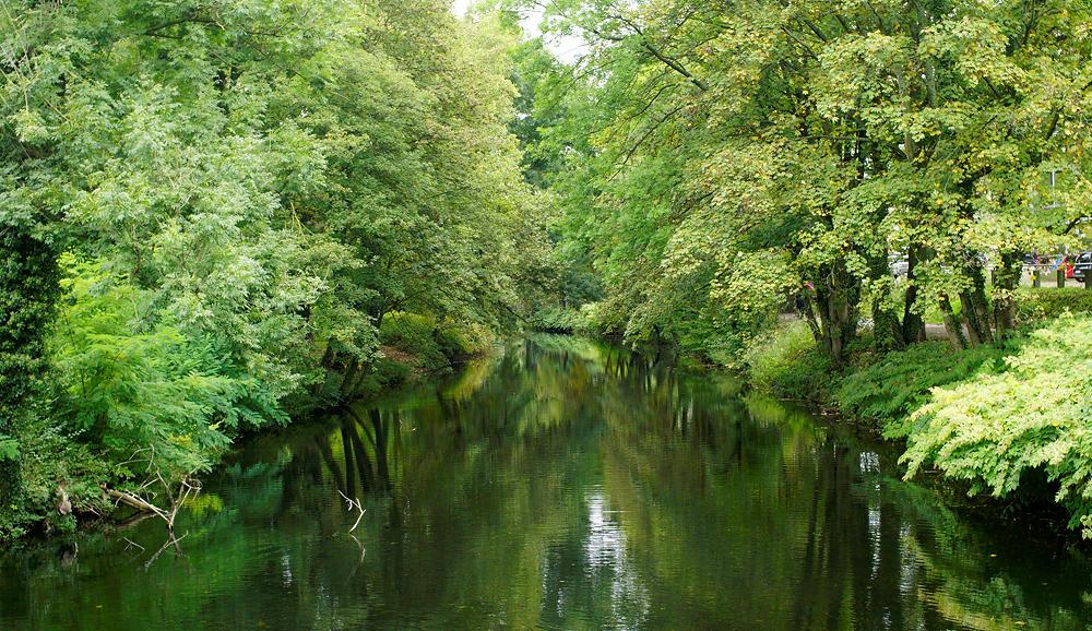 Ruhr ~ Idyll bei Werden