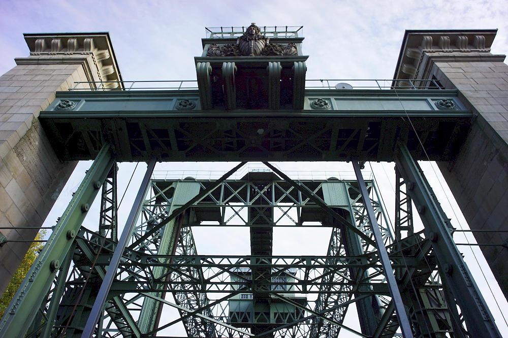 historisches Schiffshebewerk Henrichenburg ~ unten