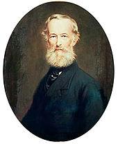 Alfred Krupp, Gemälde von Julius Grün, gemeinfrei