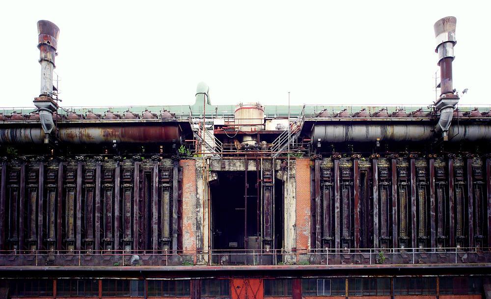 Kokerei Zollverein ~ Öfen