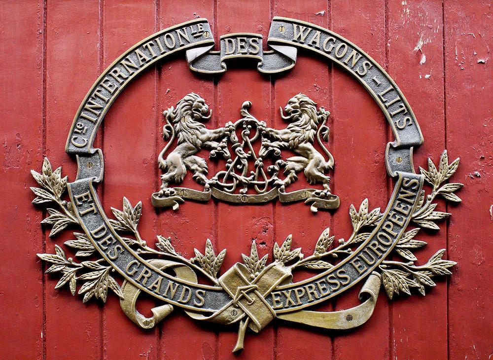 Wappen der Companie International des Wagon-Lits et des Grands Express Européen
