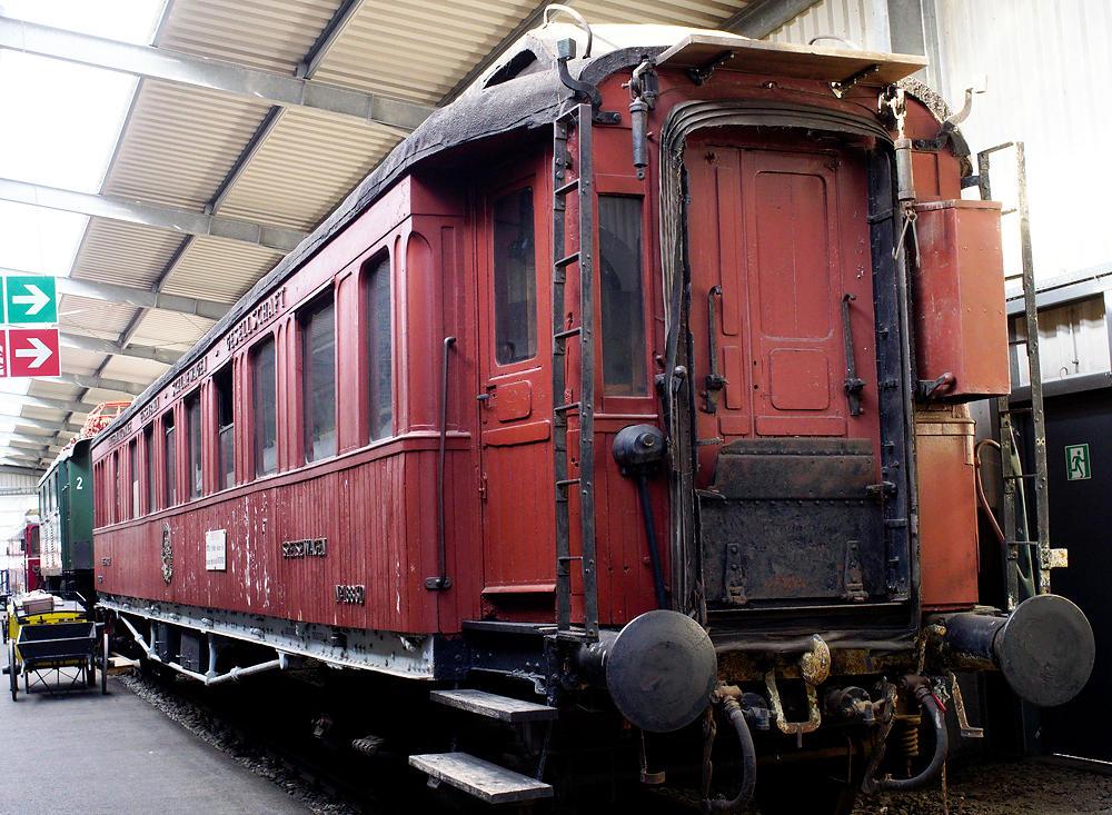 Speisewagen des Orient Express