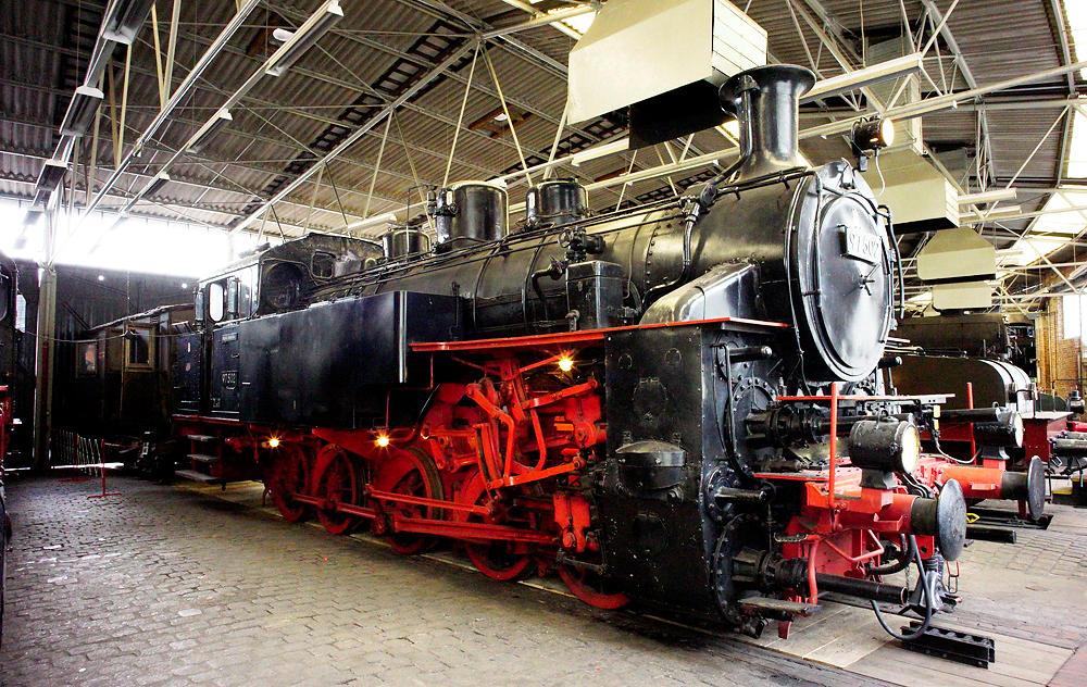 Dampflok Baureihe 97