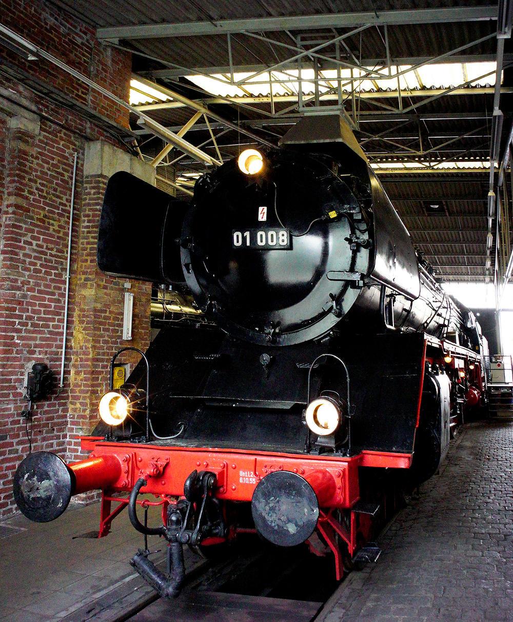 Dampflok Baureihe 01