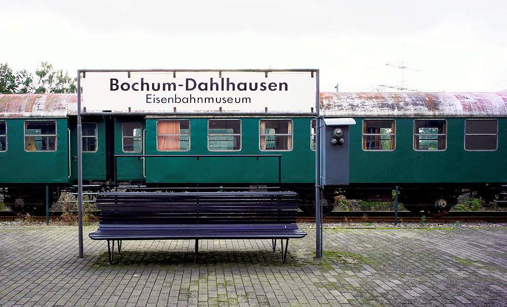 Eisenbahnmuseum Bochum - Dahlhausen