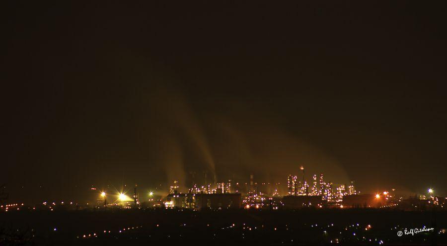 Blick in der Nacht ~ altes Bild aus dem Jahr 2010