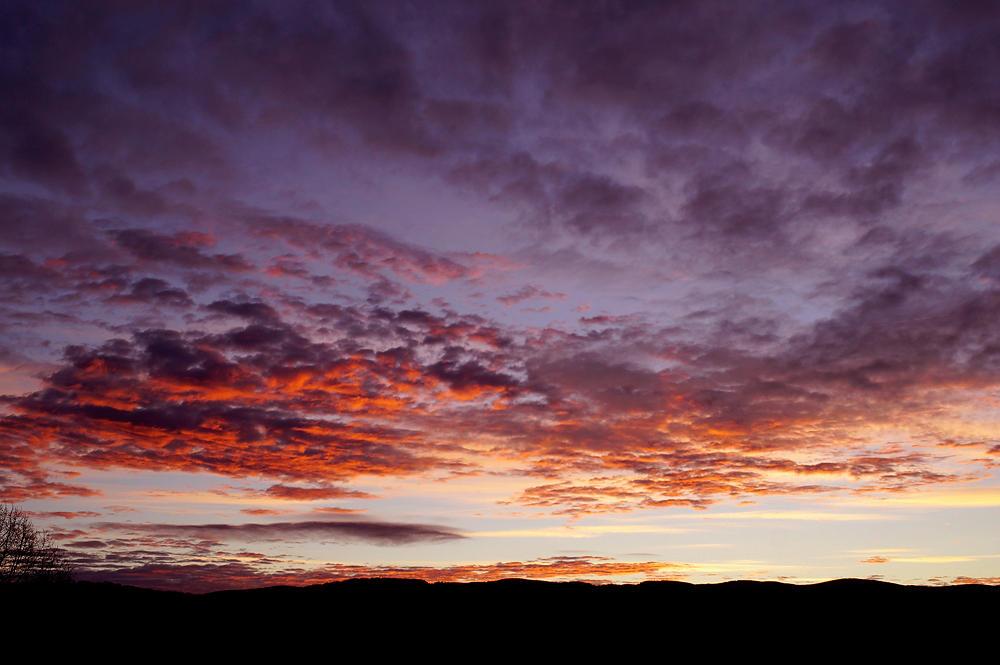 Morgen Himmel II