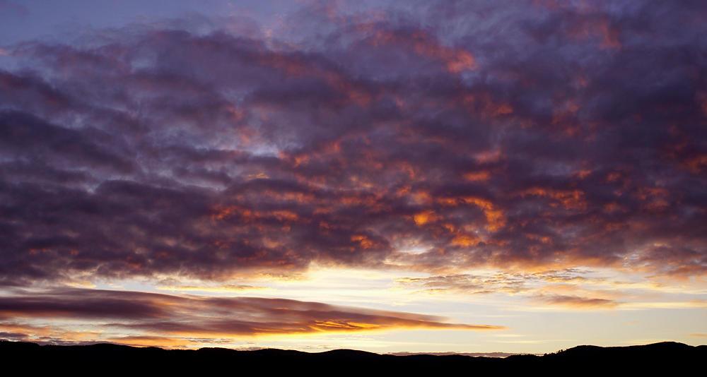 Morgen Himmel III