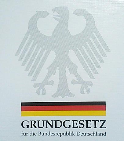 Grundgesetz der Bundesrepublik Deutschland ~ Bundeszentrale für politische Bildung