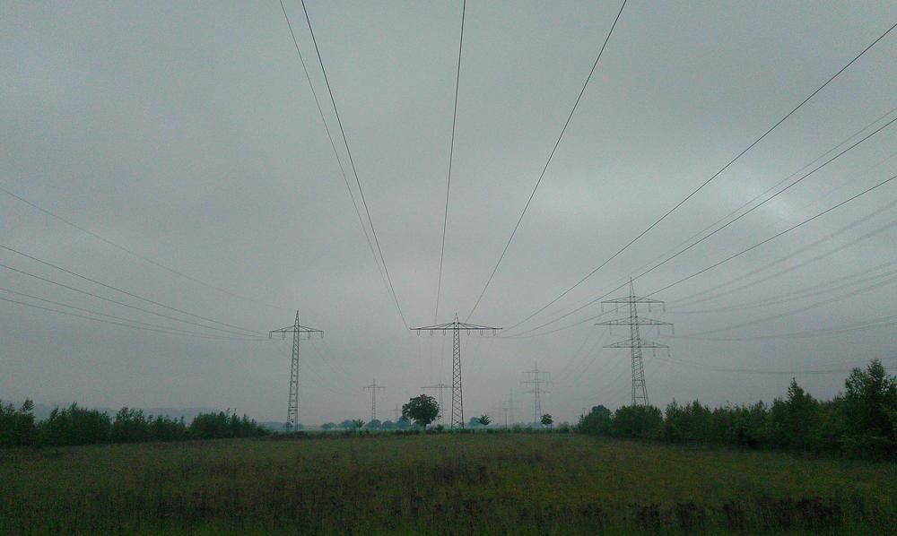 Energiefluss ~ Blick nach Süden