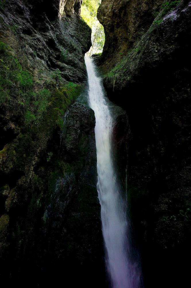 Hinang-Wasserfall ~ auch da fehlt unten was :(