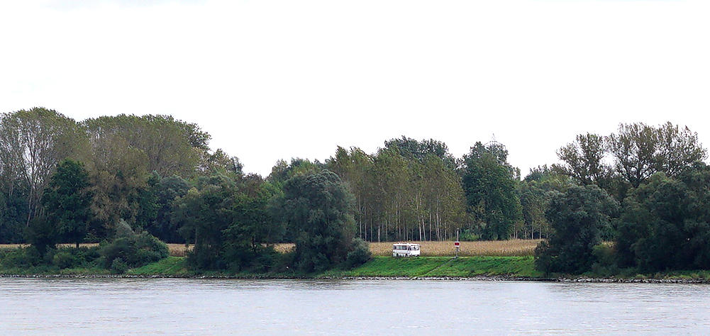 Ausschnitt ~ an der Donau