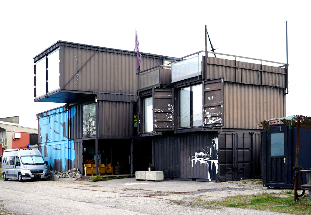 Container-Villa