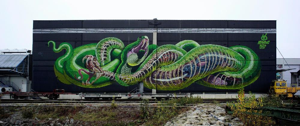 the weird ~ snakes
