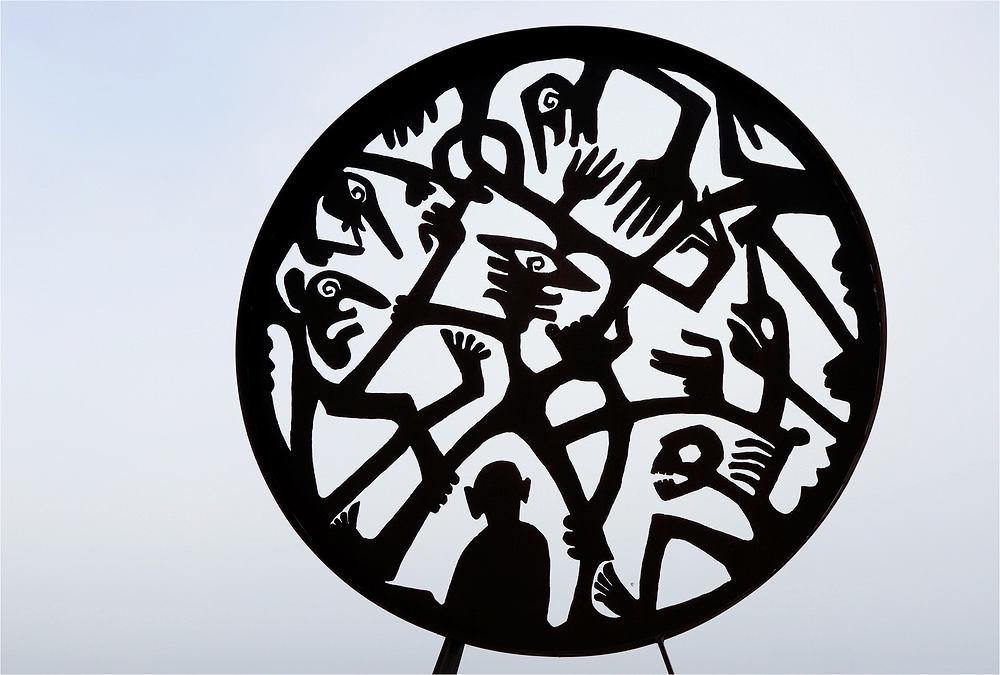 Miguel Horn ~ Das Rad des Dharma