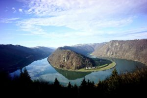 Donauschleife ~ Schlögener Blick
