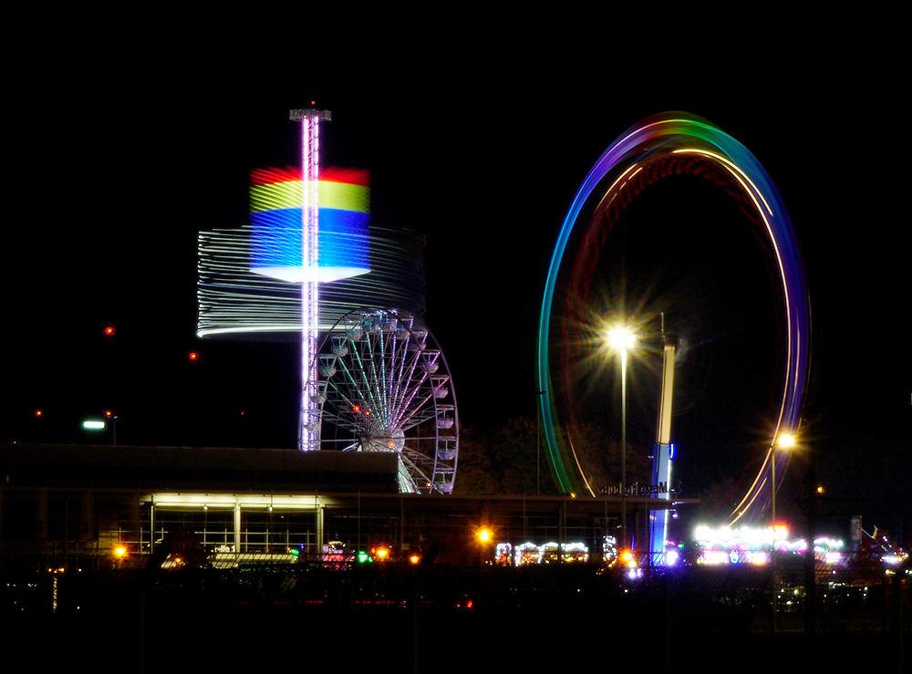 Messe Freiburg ~ Lightshow